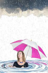 Regenschirm 48