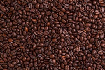 Kaffeebohnen - Hintergrund