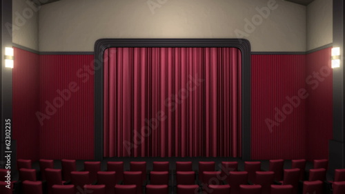 cinma screen