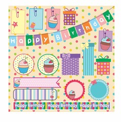 scrapbook-tags-cupcake-happy birthday