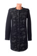 Stylish women's coats black