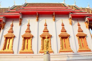 Buddha at  Wat Ras Prakorngthum Nonthaburi