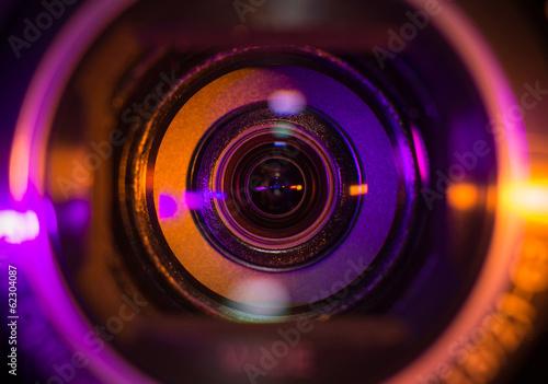 Video camera lens - 62304087