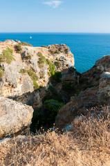 Landscape at Algarve, Portugal