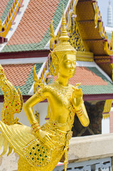 Nice Thai Statue Kinnaree