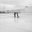 ice skateing