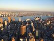 Fin de jour sur New York (depuis Empire State Building)
