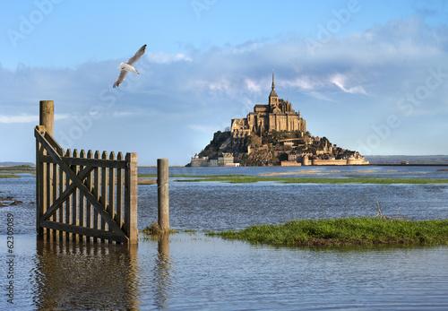 Le Mont Saint Michel - 62309089