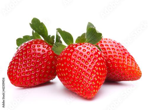 Leinwandbild Motiv Strawberry