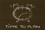 it's time to...plan