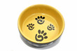 Empty Pet Feeding Bowl