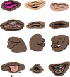 Human Mouths