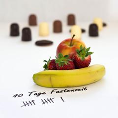 No Sweets, Just Fruits