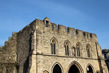 Bargate in Southampton