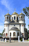 Christian church of the Ascension in Zvenigorod