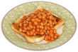 Baked Beans on Toast