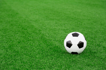 Traditional soccer ball