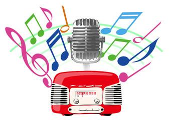 ミュージックラジオ