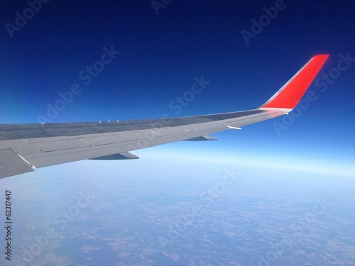 canvas print picture Fliegen