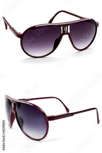 Sunglasses isolated isolated on white background