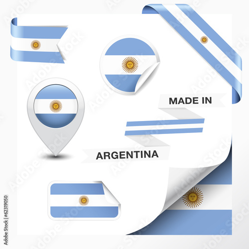 Made In Argentina Collection