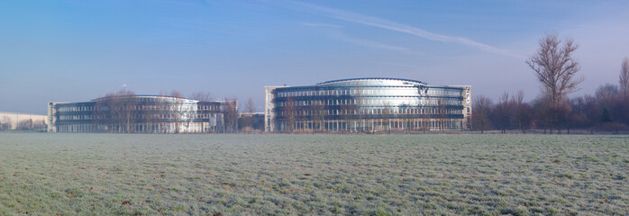 innovation center Wiesenbusch