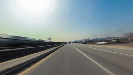 Seoul City Driving 5a