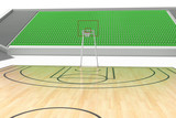 Basketball court #5
