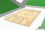 Basketball court #4