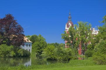 Schloß und Park Bad Muskau