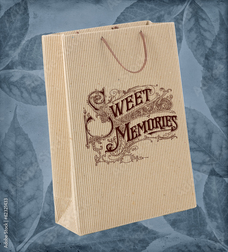 Sweet memories bag
