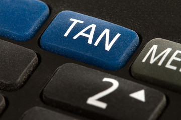Banking with a TAN Generator