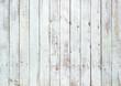 Leinwanddruck Bild - Black and white background of wooden plank