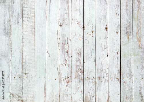 Foto op Canvas Hout Black and white background of wooden plank