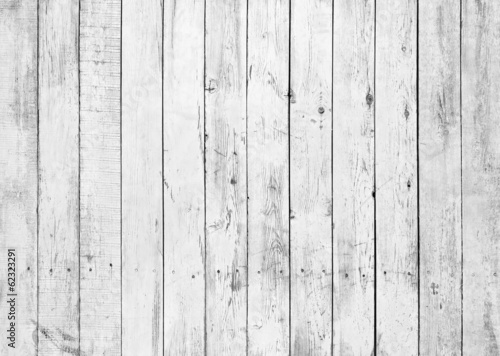 Black and white background of wooden plank - 62323291