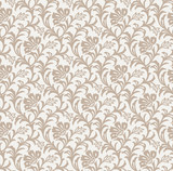 Seamless floral background for fabrics