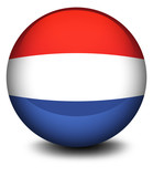 A soccer ball from Netherlands