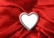 Love forever. Heart shape