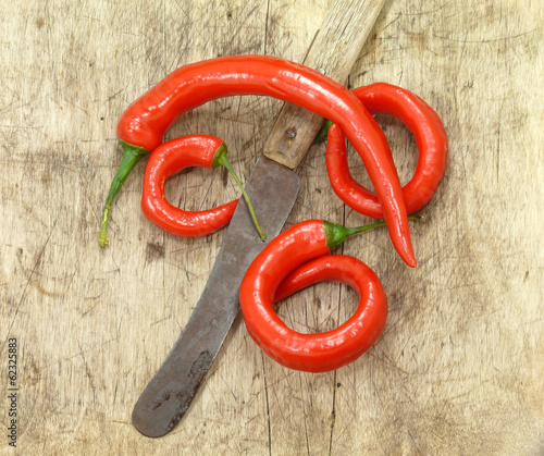 rote chilies
