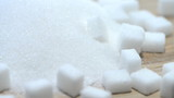 Portion of White Sugar (loopable HD video file)