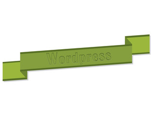 wordpress tira verde