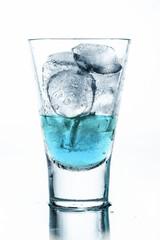Cocktail colorato - angelo azzurro