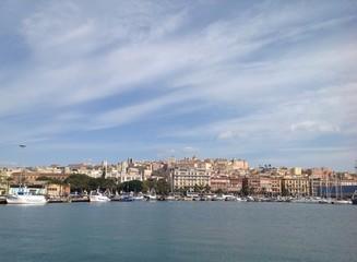 città sul mare Cagliari