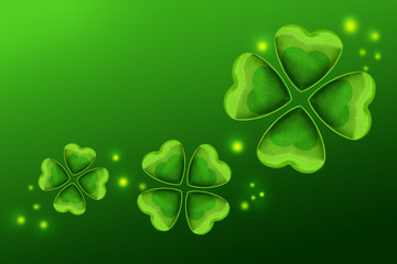 Happy St Patricks Day background