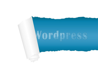 Wordpress rasgado