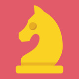 Vector Chess Knight Icon