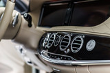Luxury car interior details - 62332014