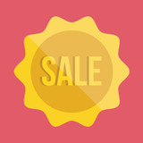 Vector Sale Badge Icon