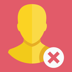 Vector Unverified Account Icon