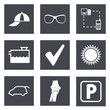 Icons for Web Design set 13